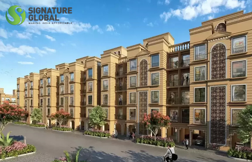 Signature Global Upcoming floors in Sector 63a Gurgaon